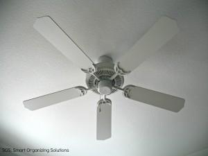 Ceiling Fan Titled