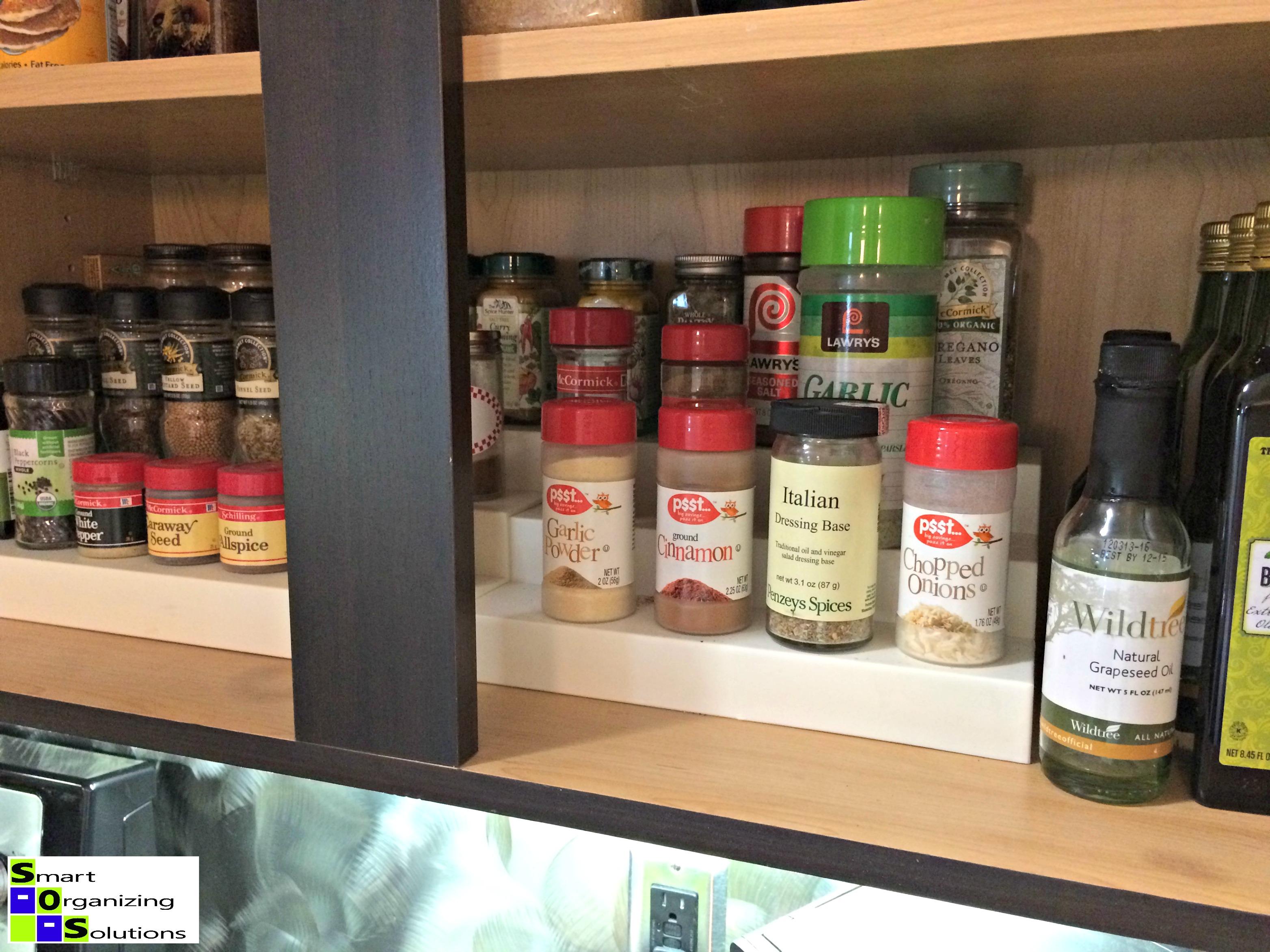 3-Tier-Spice Shelf