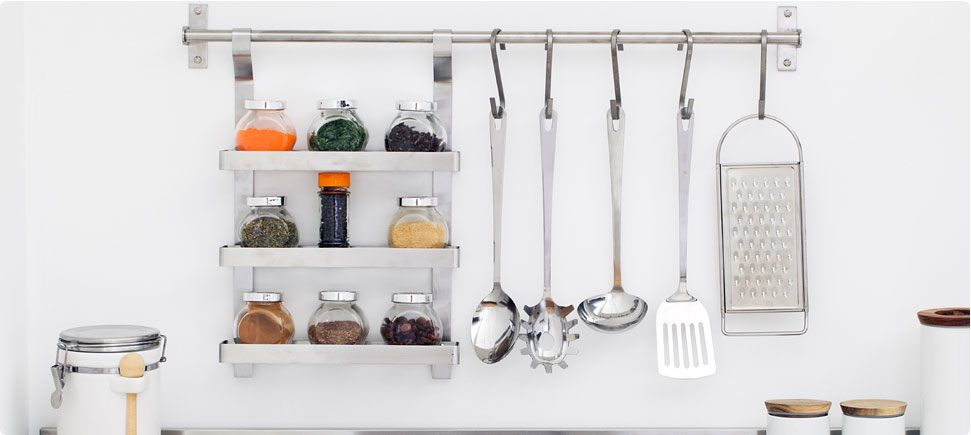Image showing organized kitchen