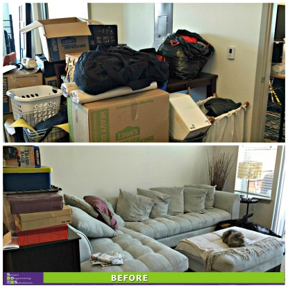 Unpacked and Put Away Before