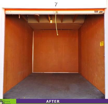 No More Storage Unit After