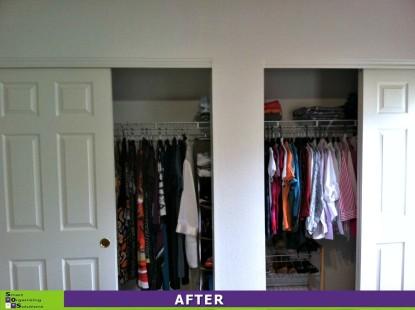 Closet Hang Up After
