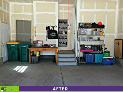Tidy Garage After