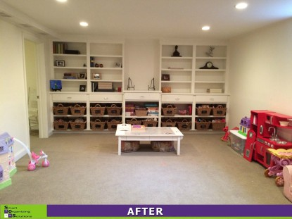Playroom Perfection After