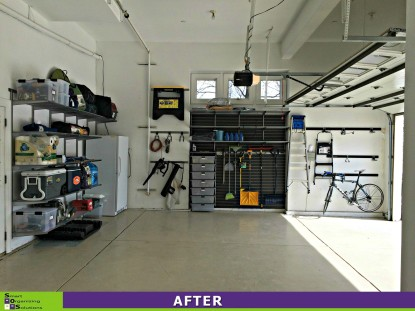 Gorgeous Garage, Right Wall After