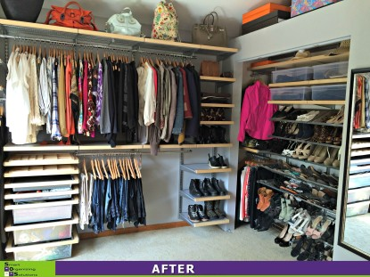 Dream Dressing Room After
