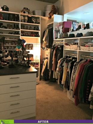 Room Closet After