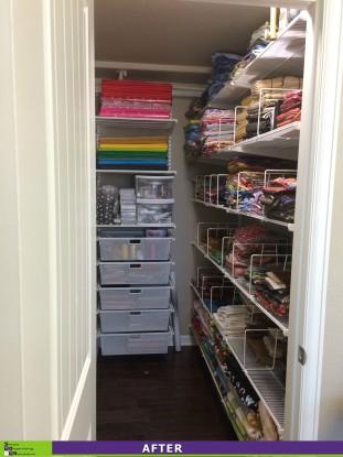 Sensational Sewing Room After