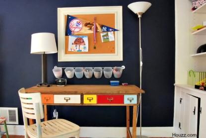 Card catalog desk
