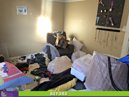 Spare Room Overhaul Before