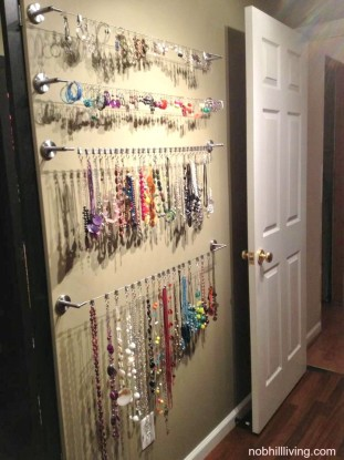 towel bar jewelry