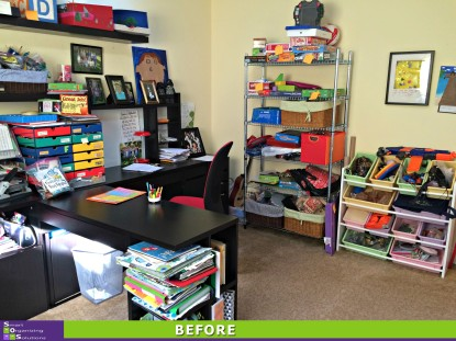 Kid Space Revamped Before