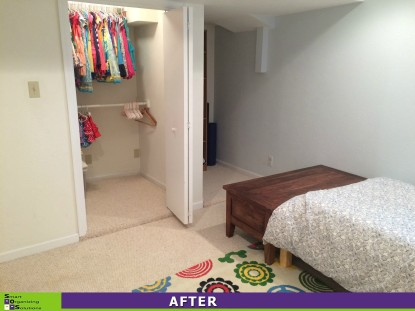 A More Welcoming Bedroom After