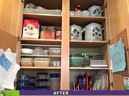 Kitchen Spring Spruce Up After