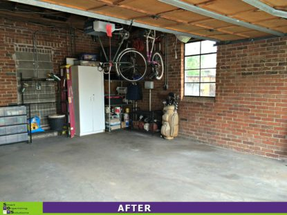Garage Clean Out After