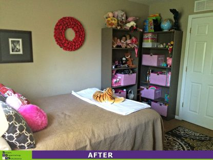 Girlie Room After