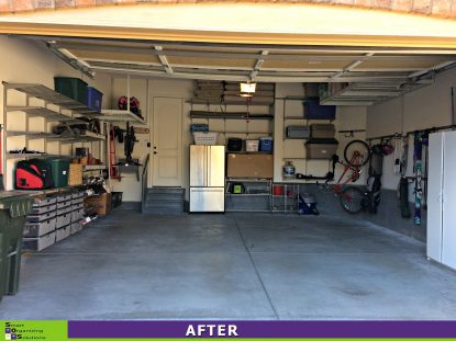 Garage Re-Design After