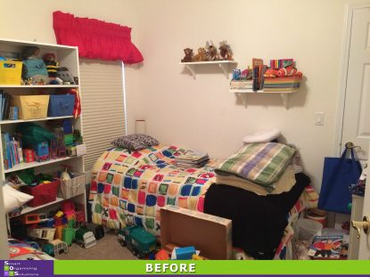 SOS Creates a Craft Room Before