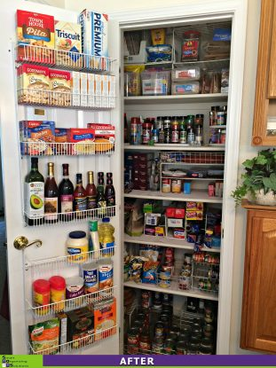 The Big Pantry Purge After