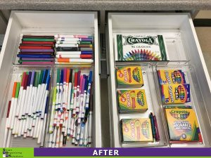 Organizing Therapy for Art Therapy Rooms After
