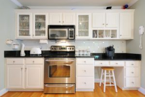image of a small kitchen