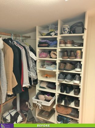 Closet Wizardry Before