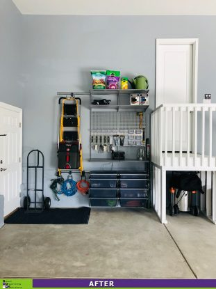 Garage Envy After