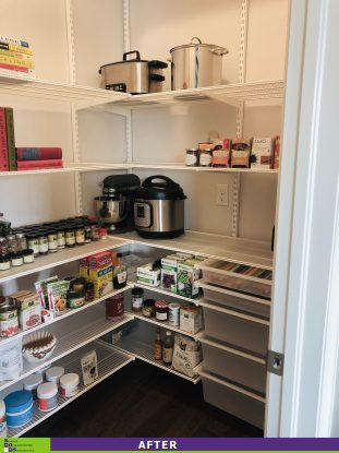 Pantry Perfection After