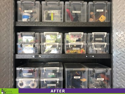 Streamlined Storage After