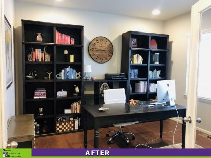 Home Office Organization After
