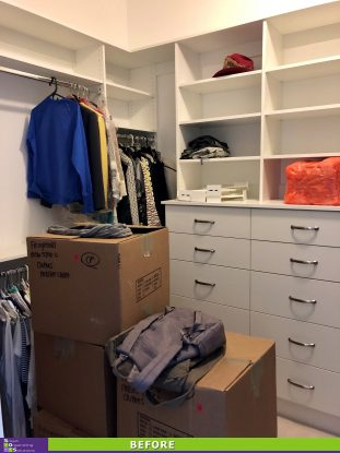 The Gift of Organization Before